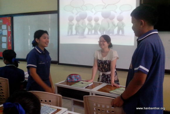 课堂教学照片 (2)